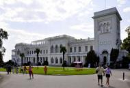 Krim: Liwadija-Palast