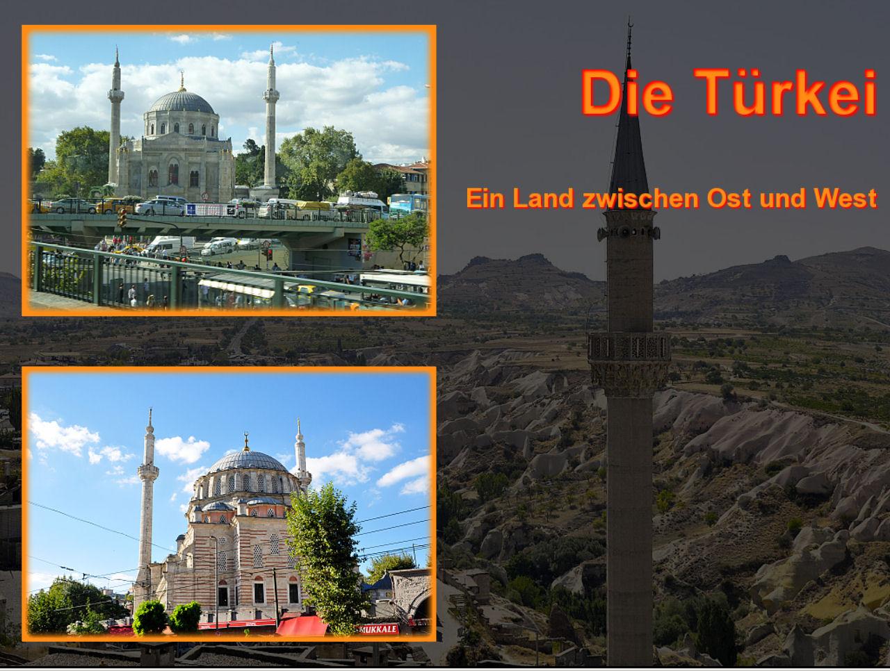 Multimediaschau Türkei