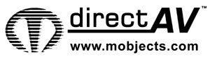 Logo AV-Software m.objects