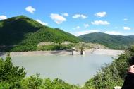 Schinwali-Stausee
