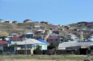 Flüchtlingssiedlung