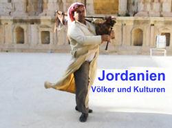Multimediaschau Jordanien